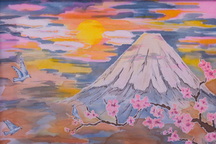 Картина Фуджи